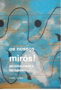 Exposição Miró